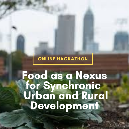 Food as a Nexus for Synchronic Urban and Rural Development